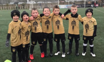 U7 Golds make it 3 in a row